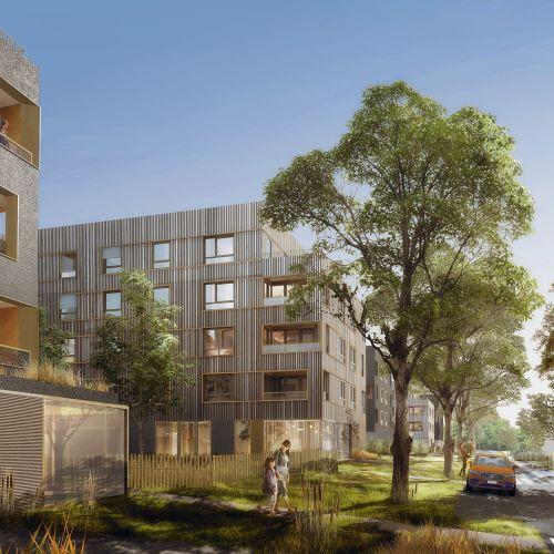 logement neuf extérieur 3 Nature & Coteaux - TORCY