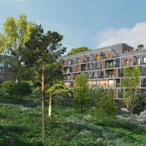 logement neuf extérieur 1 Nature & Coteaux - TORCY