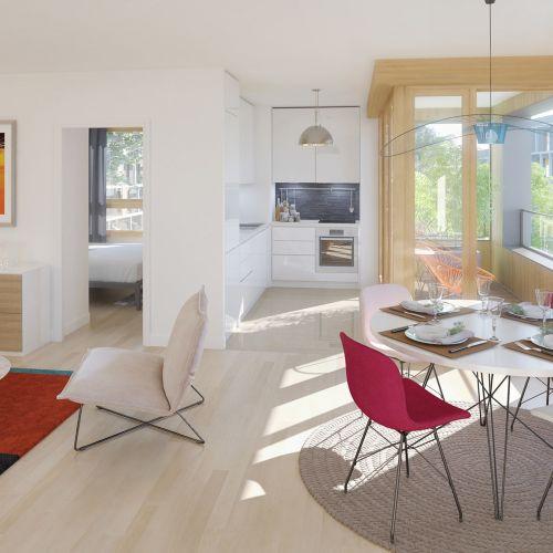 logement neuf intérieur Nature & Coteaux - TORCY