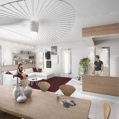 logement neuf intérieur 1 Palomaya - MONTPELLIER