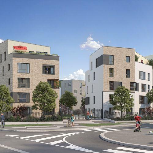 logement neuf extérieur 2 Osmose - COMBS LA VILLE