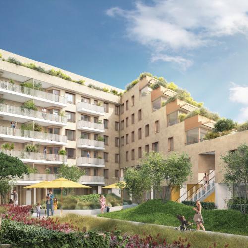 logement neuf extérieur 1 BORDOSCENA - BORDEAUX