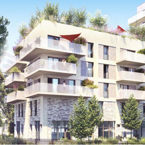 logement neuf extérieur Bordocima - BORDEAUX