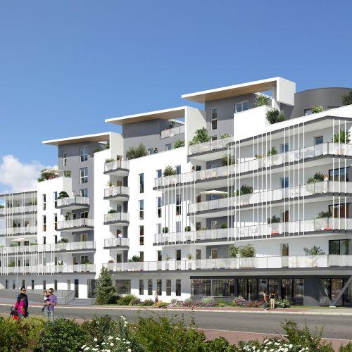 logement neuf extérieur 1 Le Métropolitain - VILLENAVE D ORNON