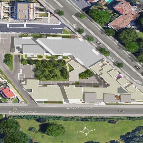 logement neuf plan Le Métropolitain - VILLENAVE D ORNON