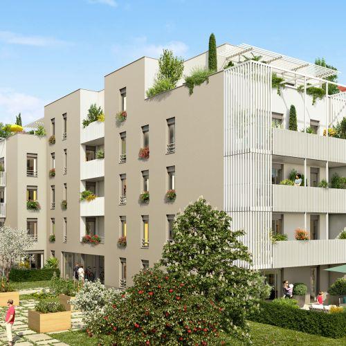 logement neuf extérieur IDILIK - FRANCHEVILLE
