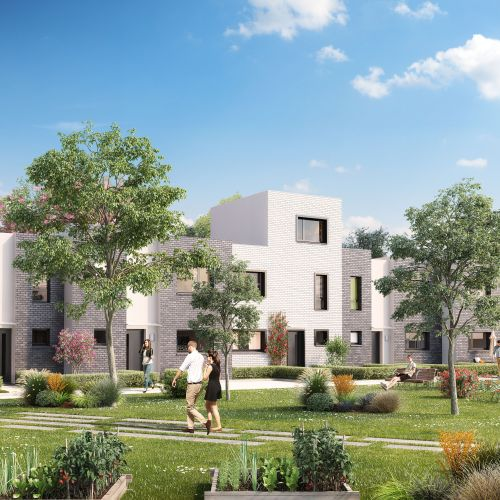 logement neuf extérieur BEAU SEJOUR - TOURCOING