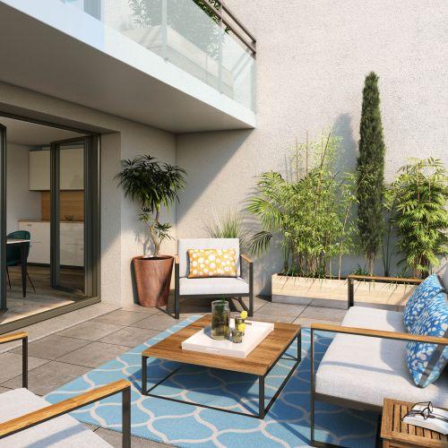 logement neuf extérieur 2 BEAU SEJOUR - TOURCOING