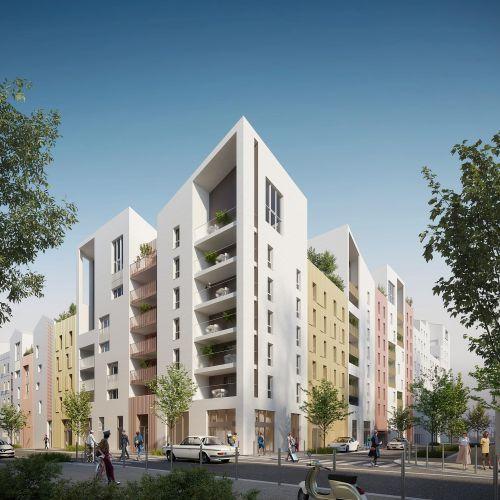 logement neuf extérieur 1 INDÜS - MONTPELLIER
