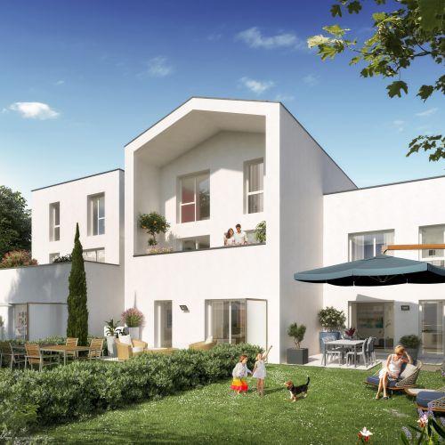 logement neuf extérieur 1 Intervalles - VENISSIEUX