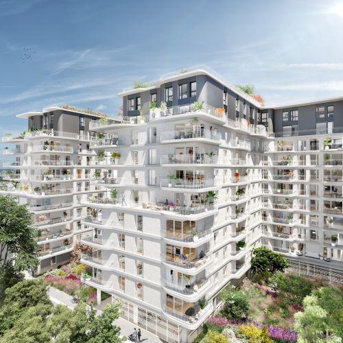 logement neuf extérieur 1 Boréales - CLICHY