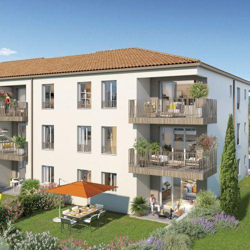 logement neuf extérieur - BRIGNOLES