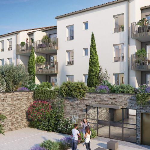 logement neuf extérieur 1 - BRIGNOLES