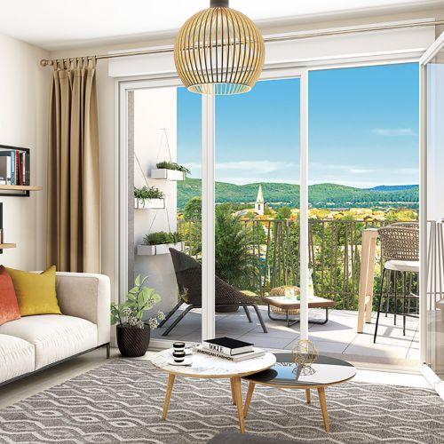 logement neuf intérieur - BRIGNOLES
