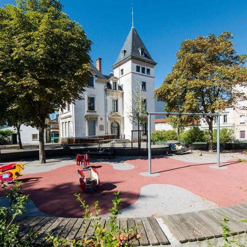 logement neuf extérieur DECLIC - VILLEURBANNE