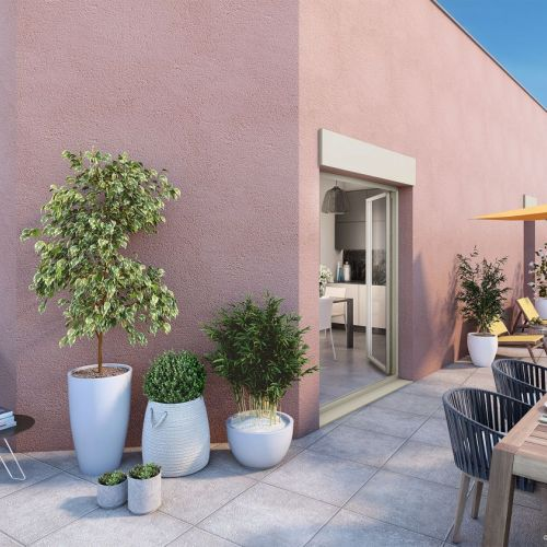 logement neuf extérieur 2 DECLIC - VILLEURBANNE