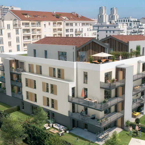 logement neuf extérieur 1 Génération Gratte Ciel - VILLEURBANNE