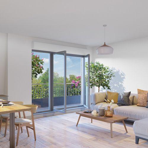 logement neuf intérieur Esprit Plaisance - NEUILLY PLAISANCE